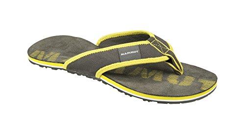 Mammut Sloper Flip Flop (Backpacking/Hiking Footwear (Low)) bark-yellowstone