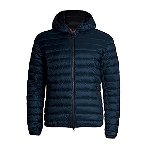 Piumino con cappuccio 1277 per uomo - di Colmar - Colore Blu Outdoor Tempo libero Modello 2017 giacca leggera (48)