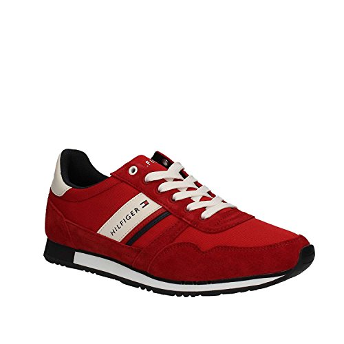 Scarpa sneaker uomo Tommy Hilfiger Maxwell 979 Tango