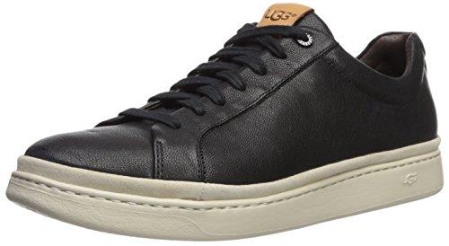 UGG Australia Herren Brecken Lace Low Sneaker, Schwarz, 41 EU (Top Boudoir Lace)