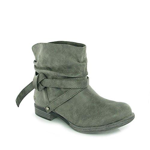 Rocket Dog Women's Figaro Ankle Boot UK3 - EU36 - US5 Charcoal