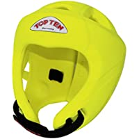 TopTen Avantgarde Head Guard Yellow