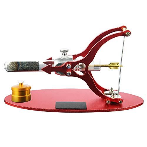 0Miaxudh Stirlingmotor-Modell, Pfeilform Stirlingmotormodell-Externe Verbrennung-pädagogische Alkohol-Lampe