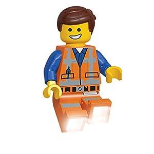 LEGO Lights IQLGL-TO26 Movie 2, Naranja iluminación de Techo