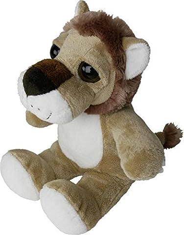 """Löwe """"Leo"""", ca. 20 cm, grosse Augen, Plüschtier"""