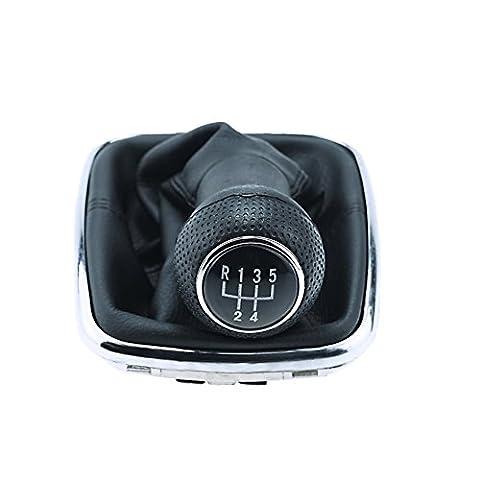 Pommeau levier Cadre Chromé Compatible avec VW Golf 4IV 1J1Berline