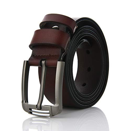 FYDRISE Tirantes Y-Forma con 6 Clips Hombre Cl/ásico El/ásticos Ancho 3.5cm Espalda Cuero Longitud 120cm Rayas