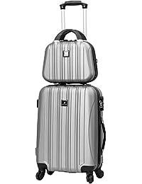 pas mal ad9ac 96238 Amazon.fr : set valise vanity - Bagages cabine / Valises et ...