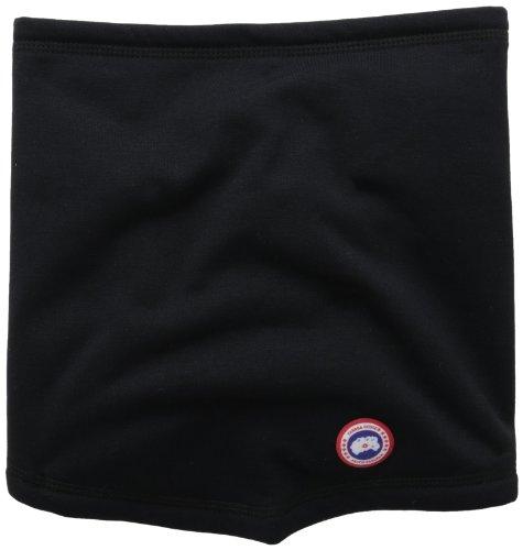 Schwarz Goose Damen Canada (Canada Goose Power Stretch Hals Guard, unisex, schwarz)