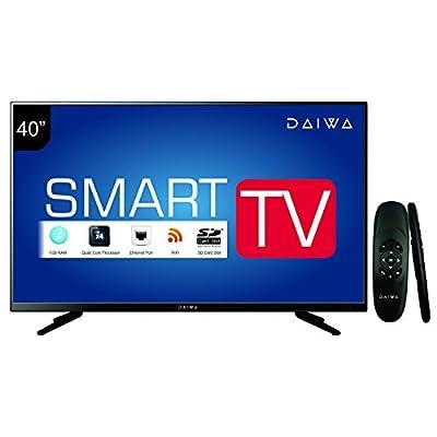 Daiwa D42C4S 102 cm (40) Smart Full HD LED Television with Web Cruiser Remote 1920x1080