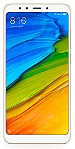 Mi Redmi 5 (Gold, 3GB RAM, 32GB Storage)