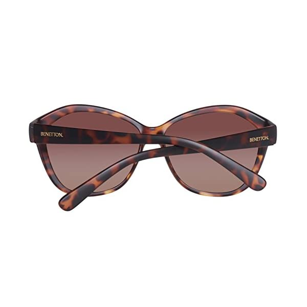 United Colors of Benetton BE936S01 Gafas de sol, Trtois, 59 para Mujer
