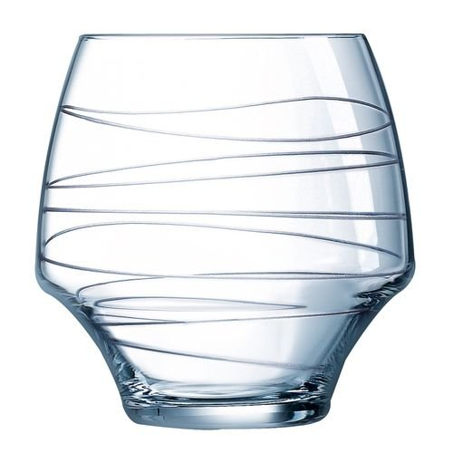 Chef & sommelier - h3994 - Lot de 4 verres de dégustation 38cl OPEN UP ARABESQUE