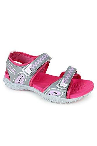 Footfun (from Liberty)) Unisex Pink Fashion Sandals - 11 Kids UK/India (29 EU)