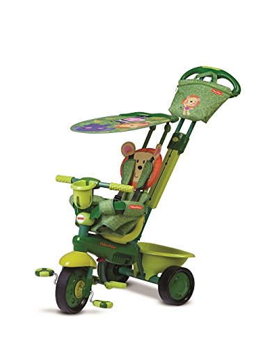 TRICICLO FISHER PRICE ROYAL ROSA