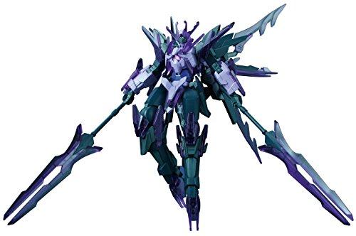 Bandai Hobby Banda Hobby HG 1/144Gundam transitorias Glacier Gundam Kit de construcción