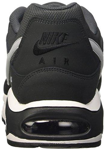 Nike Air Max Command Scarpe da ginnastica, Uomo Nero (027 Black)