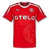 PUMA Herren Trikot Fortuna Düsseldorf Home Shirt, puma red-white, L, 745924 01