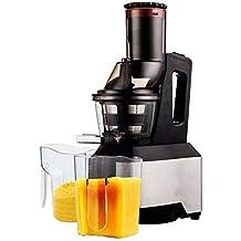 FENG&HE - Licuadora de Frutas y Verduras, Extractor de Zumo, centrifugadora de Boca Ancha