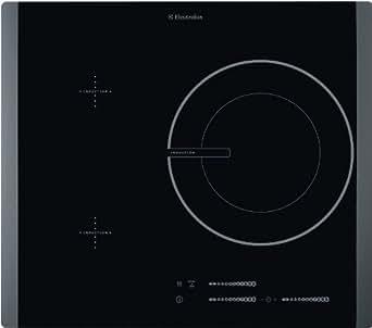 Electrolux EHD-60134 P Table de Cuisson Induction 59 cm Noir