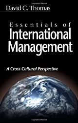 Essentials of International Management: A Cross-cultural Perspective