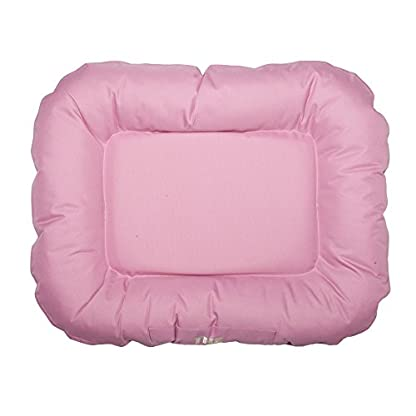 The Dog's Bed, Premium Waterproof Dog Bed, Med 80x60cm, Tough YKK Zippers, Washable Durable Cover 12