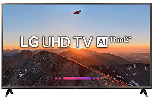 LG 139 cm (55 inches) 4K Ultra HD Smart LED TV 55UK6360PTE (Black) (2018 model)