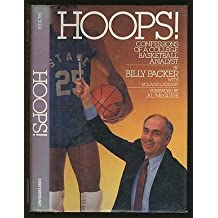 Hoops: Confessions of a College Basketball Analyst by Billy Packer (1985-11-02)