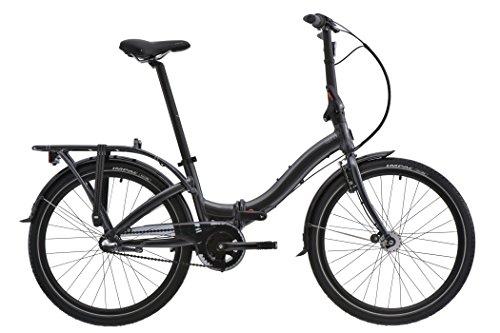"""tern Castro D3i - Vélo pliant - 24"""" gris 2017 velo pliable"""