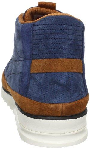 Puma Wayler Mid 354660 02 Herren Wildleder Sneaker / Freizeitschuhe Blau Blau