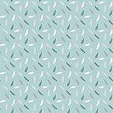 Leinen Lodge Federn Serie 100% Baumwolle Webware Herbst