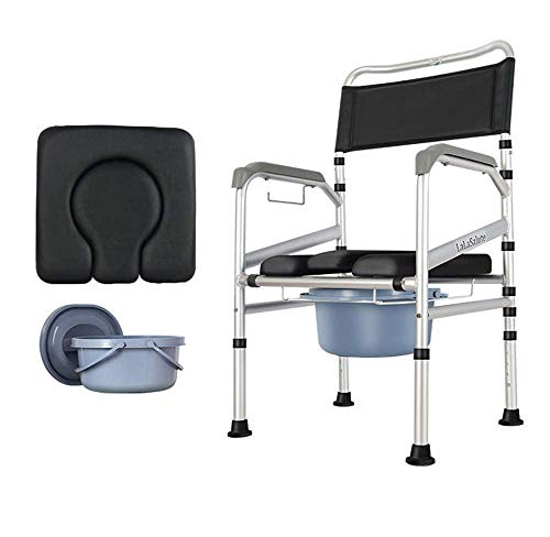 Home Furniture Fine Aluminum Alloy Shower Chair Bathroom Chairs For Handicap Disabled Elderly Height Adjustable Medical Bath Seat Foot Stool Fine Craftsmanship