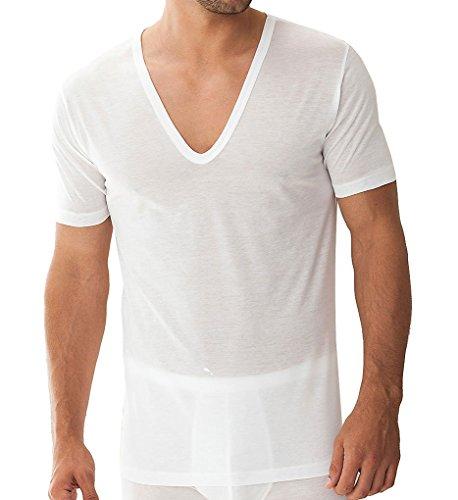 Zimmerli Royal Shirt VN SS 2528124 Herren Shirt White