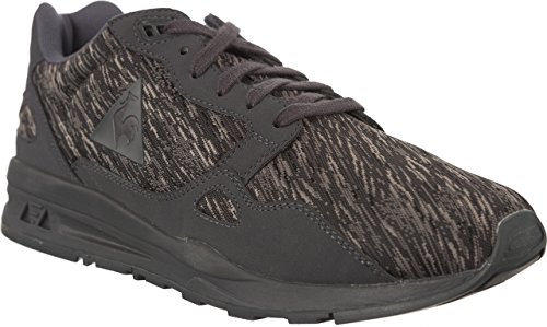 Le Coq Sportif Lcs R900 Interstellar Jacquard, Basses Mixte Adulte Noir (Black/Charcoal)