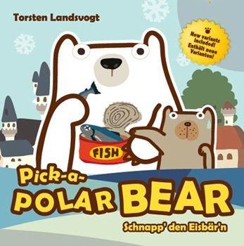 ing Centre HE557 - Pick a Polar Bear - Schnapp den Eisbär'n, Kartenspiel (Polar Bear Spiel)