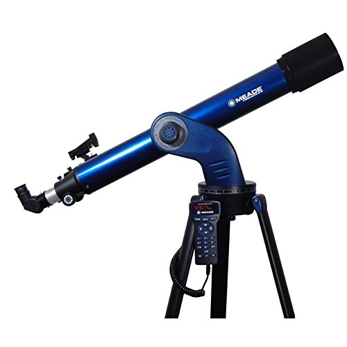 Meade Telescopio AC 90/900 StarNavigator 90 NG AZ Goto