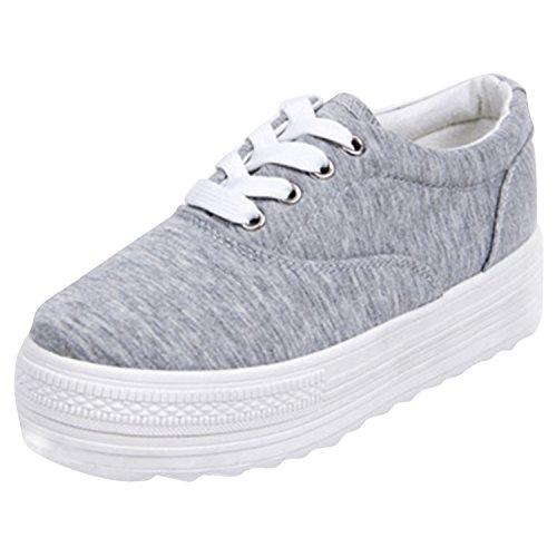 Azbro, Sneaker donna Grigio
