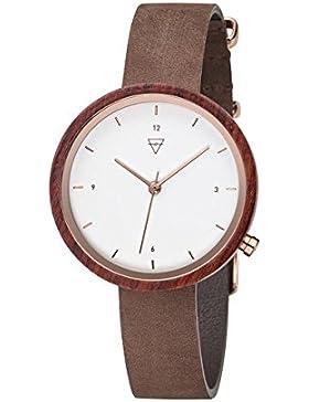 Kerbholz Damen-Armbanduhr 4251240402505