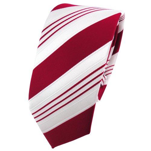 stretta-tigertie-raso-cravatta-rosso-bianco-argento-striato