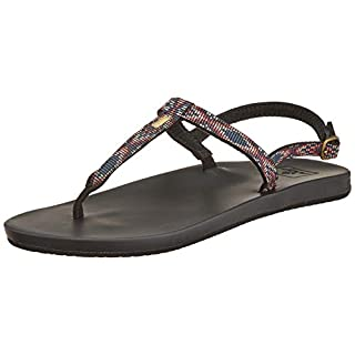 Reef Women's Cushion Bounce Slim T Flip Flops, Purple (Amethyst AME), 4 UK