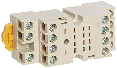 Omron 4 C/O relay MY4N-GS AC220/240 with Base PYF14A-N, Coil Supply 230VAC