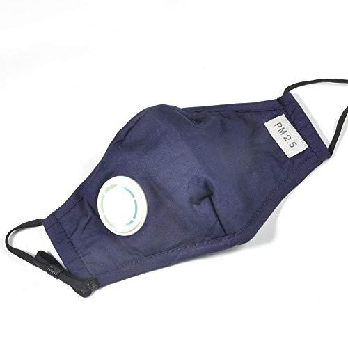 Máscara Prueba Polvo PM 2.5 Máscara Antipolución
