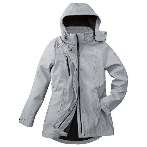 Damen Softshell Jacke Übergangsjacke Winterjacke Modern
