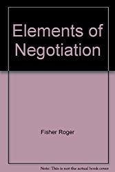 Title: Elements of Negotiation