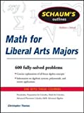 Schaum's Outline of Mathematics for Liberal Arts Majors (Schaum's Outlines)