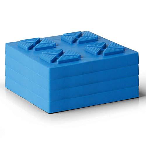 Preisvergleich Produktbild Carbest Universal-Unterlegplatten für Stützböcke oder Stützfüße