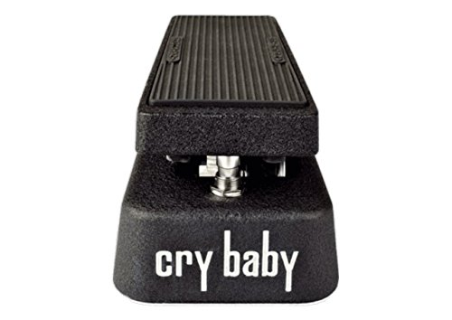PEDALES EFECTO CRYBABY SIGNATURE   DUNLOP (CM95) CLYDE MCCOY (SIGNATURE)