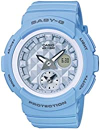 Casio Baby-g Analog-Digital Blue Dial Women's Watch - BGA-190BE-2ADR (BX080)