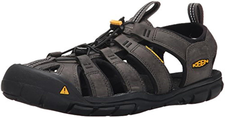 Keen Herren Clearwater Leather CNX SandalenKeen Clearwater Leather CNX Sandalen Billig und erschwinglich Im Verkauf