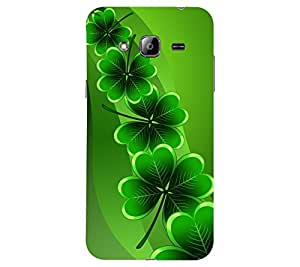 Perfect print back cover for Samsung Galaxy J3